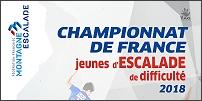 Championnat de France jeunes diff 2018
