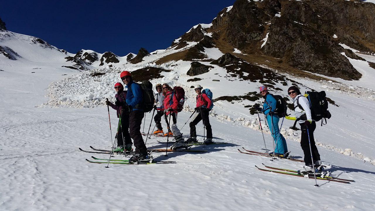 retour sur la sortie ski alpi facile du 25 f vrier 2017 le tag. Black Bedroom Furniture Sets. Home Design Ideas